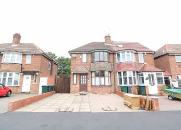 Thumbnail 2 bed semi-detached house for sale in Waddington Avenue, Great Barr, West Midlands