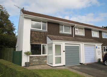 Thumbnail 3 bed end terrace house for sale in Bishops Mead, South Brent