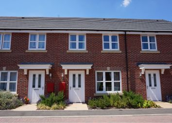 Thumbnail 2 bed terraced house for sale in Horseshoe Crescent, Warwick