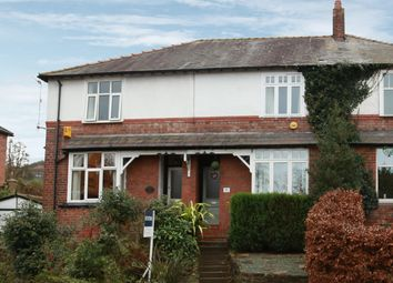 Thumbnail 3 bed terraced house for sale in Church Street, Frodsham, Cheshire