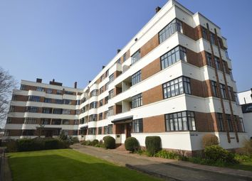 Thumbnail 3 bed flat to rent in The Crescent, Surbiton