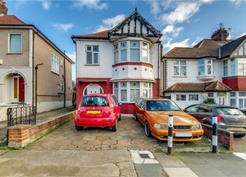Thumbnail 4 bed detached house for sale in Park View Road, London
