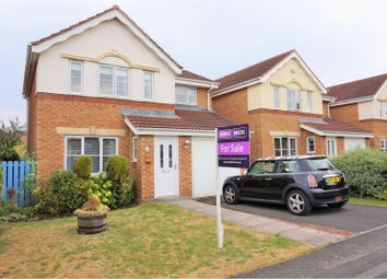 Thumbnail 3 bed detached house for sale in Lambfield Way, Ingleby Barwick