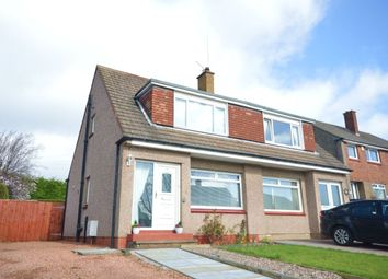 Thumbnail 3 bed semi-detached house for sale in Turnberry Drive, Kirkcaldy