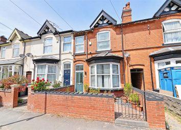 Thumbnail 3 bed terraced house for sale in Heathfield Road, Kings Heath, Birmingham