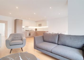 Thumbnail 2 bed flat to rent in Woodcroft Apartments, Silverworks Close, London