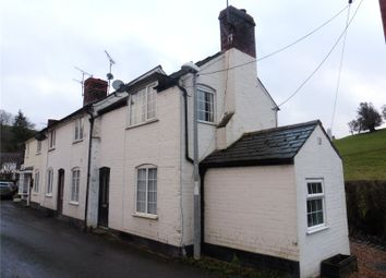Thumbnail 2 bed end terrace house to rent in Llandyssil, Montgomery, Powys