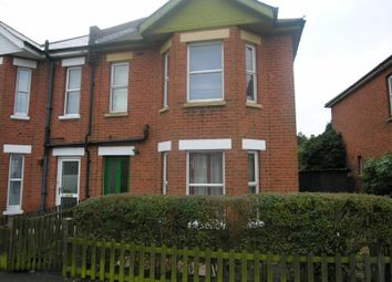 Thumbnail 3 bed property to rent in Castle Road, Winton, Bournemouth