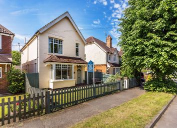 Thumbnail 3 bed detached house for sale in Mead Road, Cranleigh