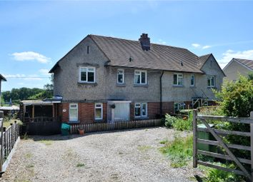 Thumbnail 3 bed semi-detached house for sale in Sunhill Cottages, Bath Road, Woolhampton, Reading