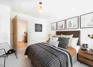 Thumbnail 3 bed flat for sale in Union Close, London