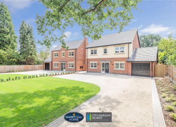 Thumbnail 4 bed detached house for sale in Chestnut Rise, Broad Lane, Coventry
