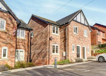Thumbnail 3 bed semi-detached house for sale in Manor Road, Woodley, Stockport, Cheshire