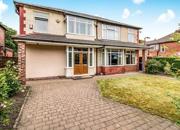 Thumbnail 5 bed detached house for sale in Manchester Road, Bury