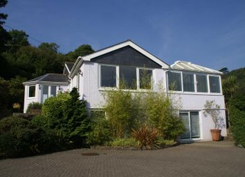 Thumbnail 3 bed detached house for sale in Tinney Lane, Golant, Fowey