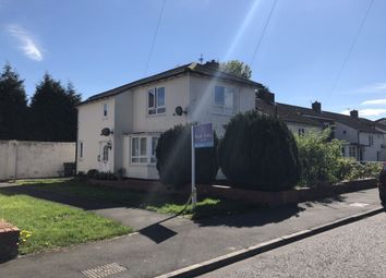 Thumbnail 2 bed flat for sale in Whitgrave Road, Kenton, Newcastle Upon Tyne