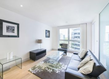 Thumbnail 1 bed flat to rent in Townmead Road, London