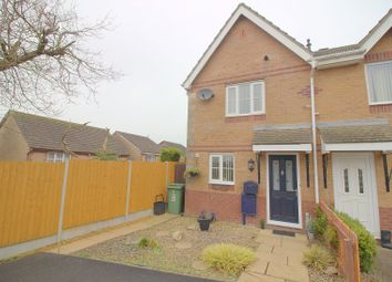 Thumbnail 2 bed end terrace house for sale in Swn Yr Aderyn, Kenfig Hill, Bridgend County.