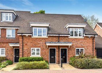 Thumbnail 3 bed terraced house for sale in Elmfield Close, Church Crookham, Fleet
