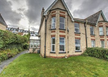 Thumbnail 4 bed semi-detached house for sale in Ocean Villa, Chambercombe Park Road, Ilfracombe