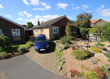 Thumbnail 3 bed detached bungalow for sale in The Paddock, Appleton Wiske, Northallerton