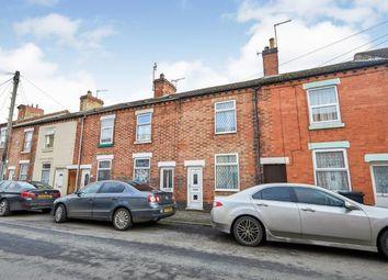 Thumbnail 2 bed terraced house for sale in Uxbridge Street, Burton On Trent, Staffordshire, .