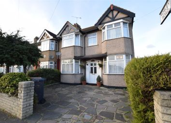 Thumbnail 4 bed end terrace house for sale in Pemberton Gardens, Chadwell Heath, Romford