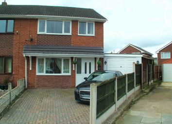 Thumbnail 3 bed semi-detached house for sale in Hafod Close, Connah's Quay, Deeside