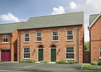 """Thumbnail 3 bed semi-detached house for sale in """"The Thetford"""" at Attley Way, Irthlingborough, Wellingborough"""