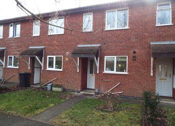 Thumbnail 2 bedroom terraced house for sale in Cranemore, Werrington, Peterborough, Cambridgeshire