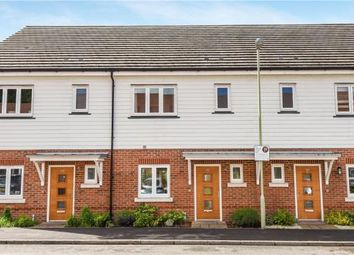 Thumbnail 3 bed terraced house for sale in Willowbourne, Edenbrook, Fleet
