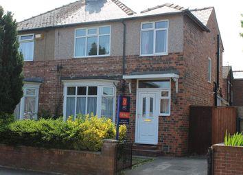 Thumbnail 3 bed semi-detached house for sale in Brinkburn Avenue, Darlington