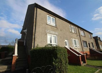 Thumbnail 2 bed flat for sale in Stafford Road, Greenock