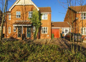 Thumbnail 3 bedroom semi-detached house to rent in Hartland Avenue, Tattenhoe, Milton Keynes