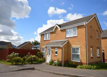 Thumbnail 3 bed detached house to rent in Farriers Way, Houghton Regis, Dunstable