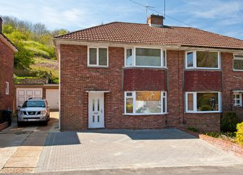 Thumbnail 3 bedroom semi-detached house for sale in Ashurst Road, Brighton