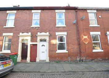 Thumbnail 3 bed terraced house for sale in Jemmett Street, Preston, Lancashire