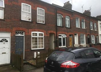 Thumbnail 3 bed terraced house to rent in Althorp Road, Luton