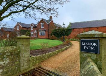 Thumbnail 3 bed detached house to rent in Manor Farm, Bishops Offley, Nr Eccleshall, Staffordshire.