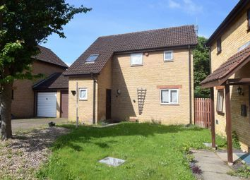 Thumbnail 3 bedroom detached house for sale in Chevalier Grove, Crownhill, Milton Keynes