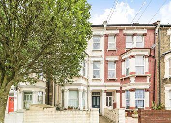 Thumbnail 3 bed flat for sale in Portnall Road, London
