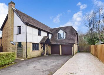 Thumbnail 5 bed detached house for sale in Hampden Way, West Malling, Kent