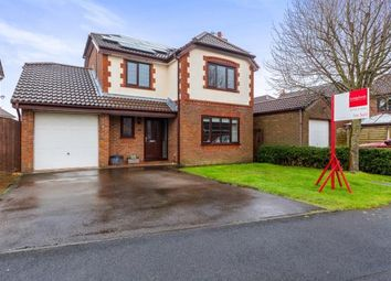 Thumbnail 4 bed detached house for sale in Heatherway, Fulwood, Preston, Lancashire