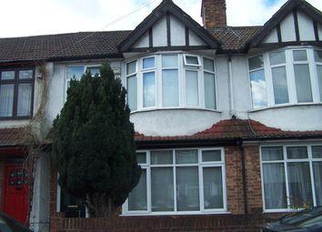 Thumbnail 3 bed terraced house to rent in Parish Lane, Penge, London