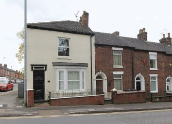 Thumbnail 3 bed terraced house to rent in King Street, Newcastle-Under-Lyme