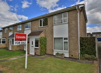 Thumbnail 3 bed end terrace house for sale in Hebden Walk, Grantham