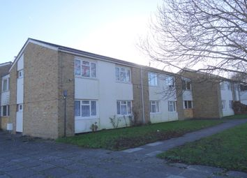 Thumbnail 1 bed flat to rent in Northway, Gosport