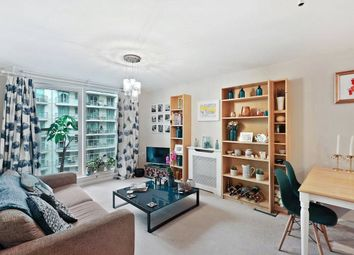 Thumbnail 1 bed flat for sale in Admiral House, St George Wharf, London