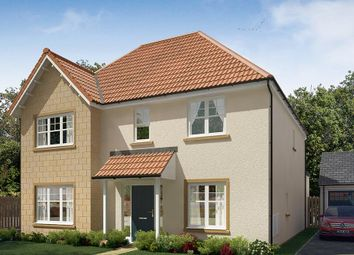 "Thumbnail 4 bed detached house for sale in ""The Tetbury"" at Vert Court, Haldane Avenue, Haddington"