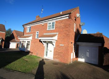 Thumbnail 4 bed property to rent in Cromer Way, Luton